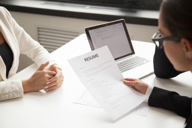 Best talent for your business resume