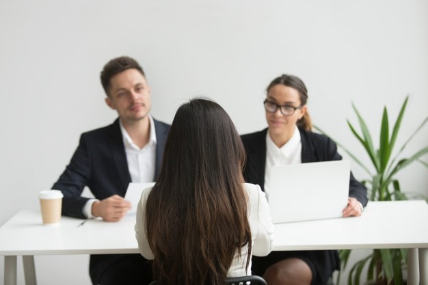 Choosing the best candidate in recruitment