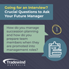 Going for an Interview? Crucial Questions to Ask Your Future Manager