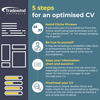 5 steps for an optimised CV