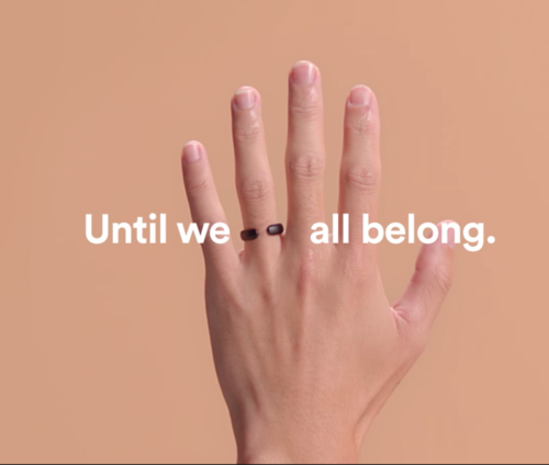 Airbnb and Clemenger BBDO until we all belong, in support of marriage equality