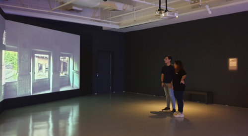 BGC Group - Describing artwork at Singapore Biennale 2019