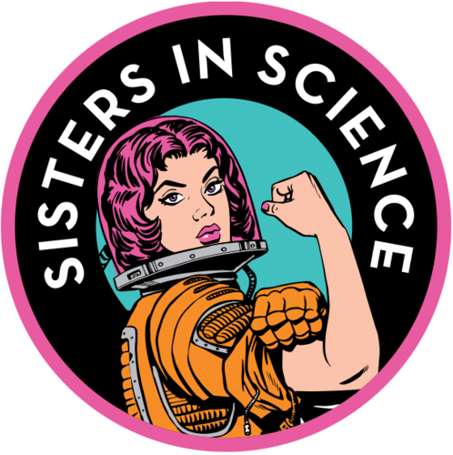 Sisters in science logo