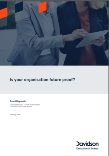Is your organisation future proof document image