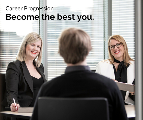 Entree Recruitment Careers: Career Progression - Become the best you