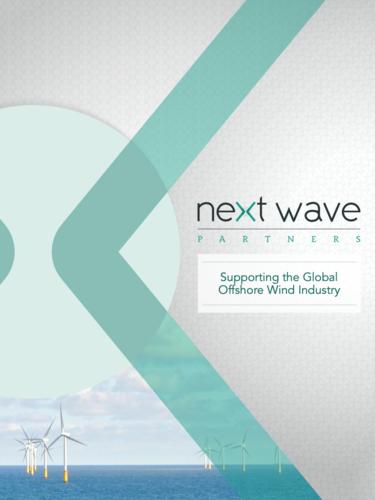 NextWave Partners Global Offshore Wind Recruitment Brochure