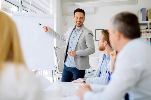 a company recruitment process