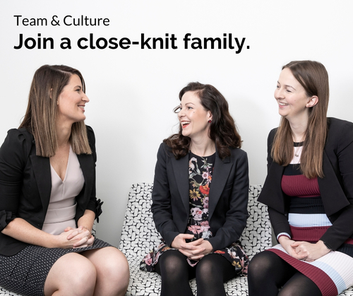 Entree Recruitment Careers: Team and culture - join a close knit family