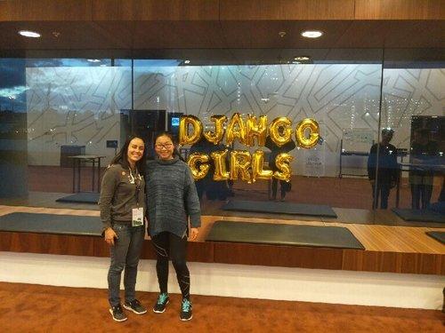 Common Code are proud to support Django Girls