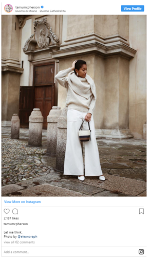 We Searched Instagram for the Chicest Work Outfits—These Are