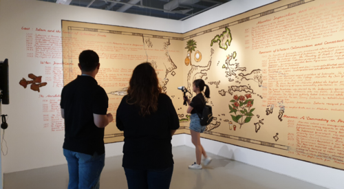 BGC Group - Meeting Like-Minded Art Lovers at Singapore Biennale 2019