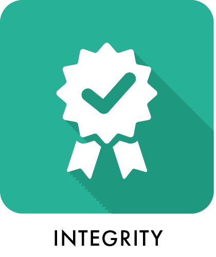 integrity, award