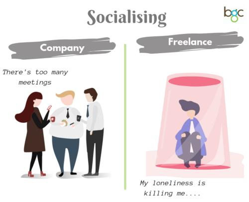 freelance vs full time job