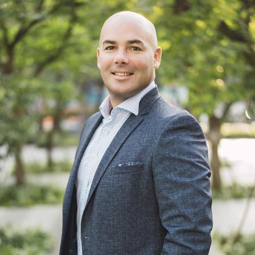 Nick Lambe Hong Kong Managing Director
