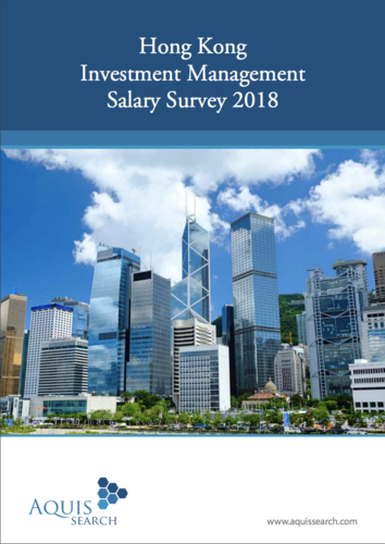 Hong Kong Investment Management Salary Survey 2018