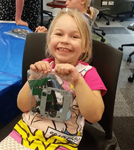 Superhero Daughter Day