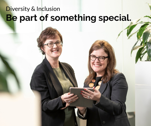 Entree Recruitment Careers: Diversity and Inclusion - Be part of something special