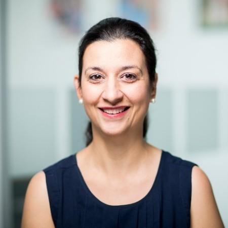 Christina Mourtzios Entree Training & Development Facilitator