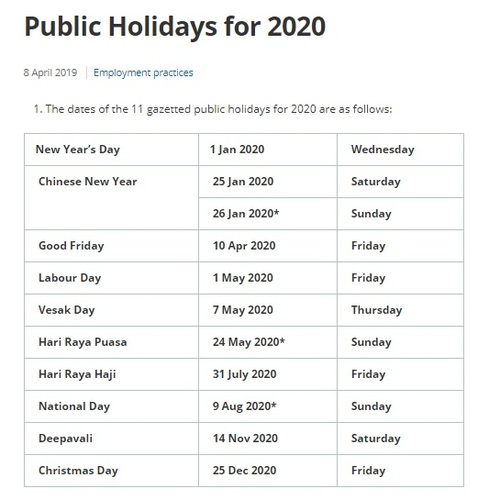 public-holidays-ph-in-singapore-2020