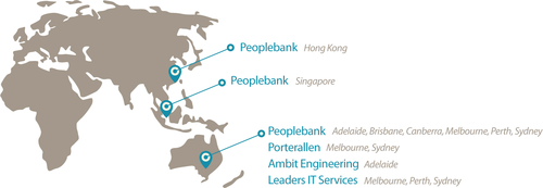 Peoplebank IT & Digital Jobs - Asia Pacific Locations